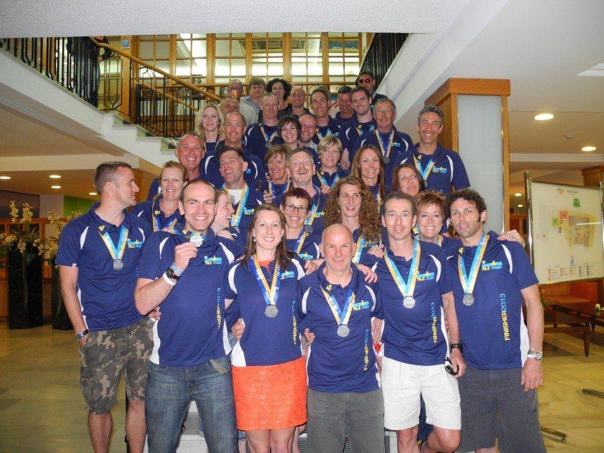 Derby Triathlon Club heading to Challenge Paguera