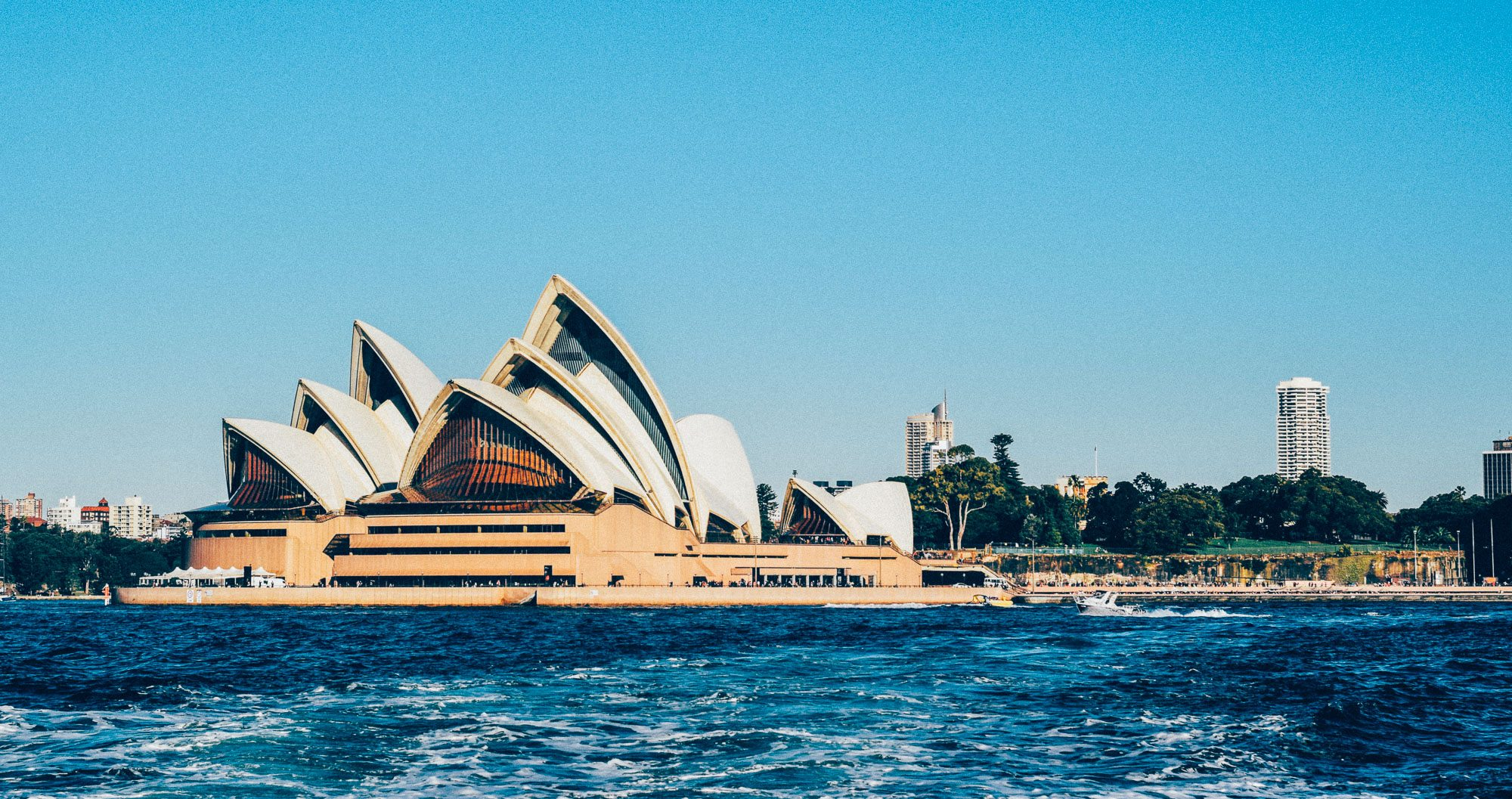 Sydney Opera House is a must see for anybody embarking on a sports tour to Australia