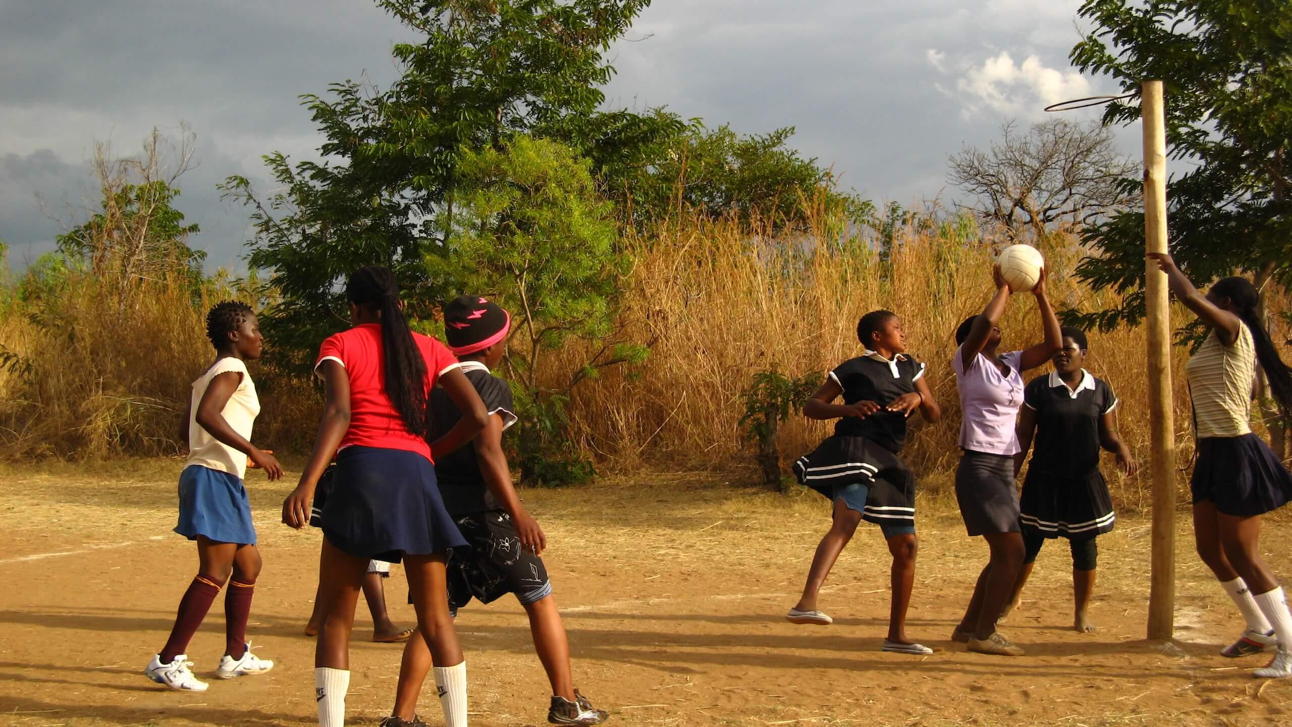 Malawi netball tour