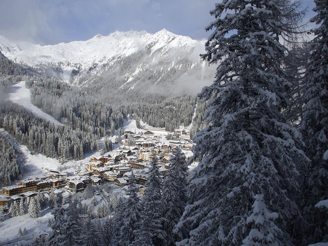 School Ski Trips to Italy - Madonna di Campiglio