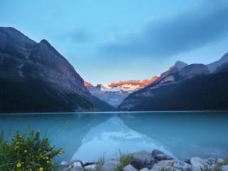 Canadian lake