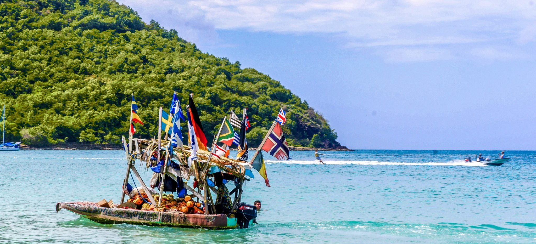 sports tours to St Lucia