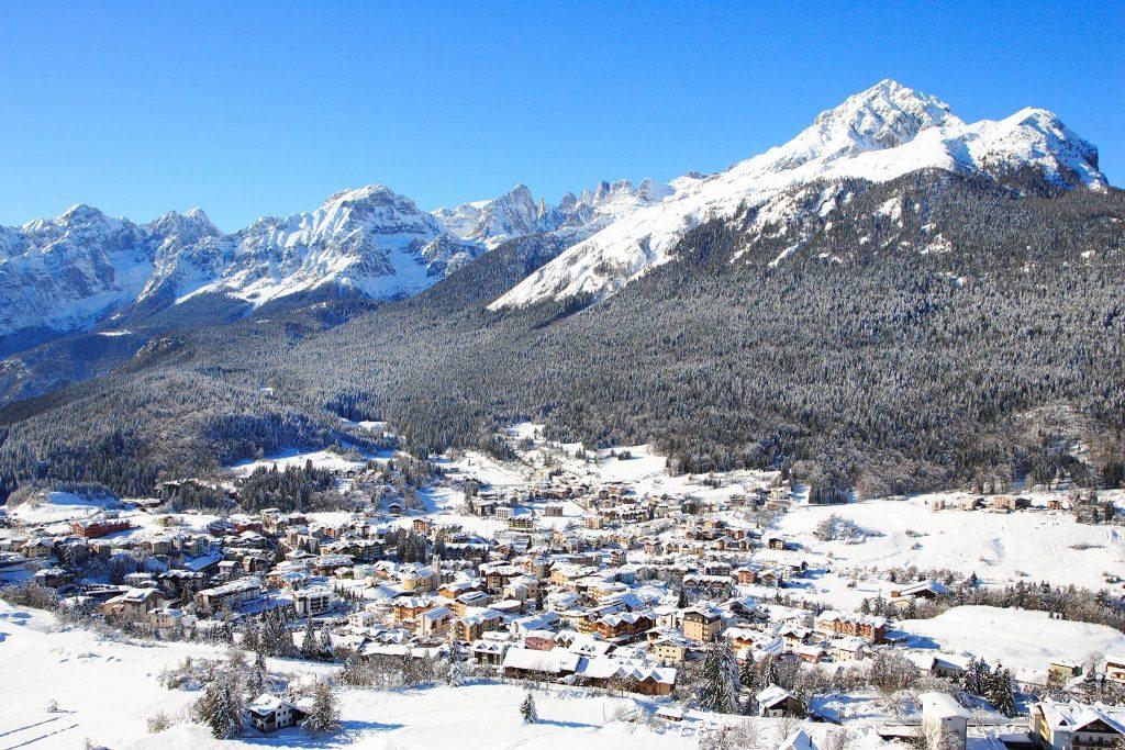 andalo ski