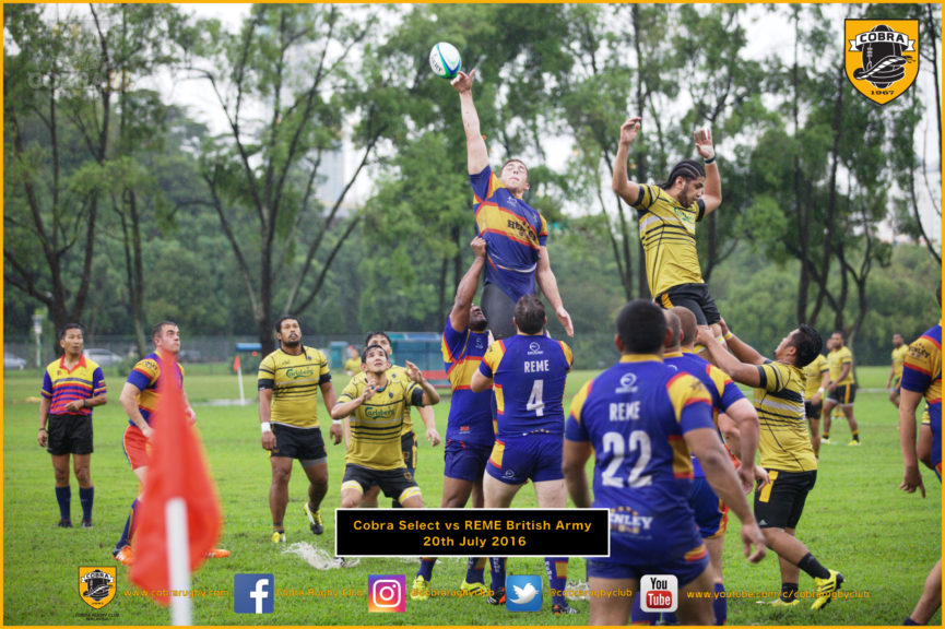 REME Rugby League