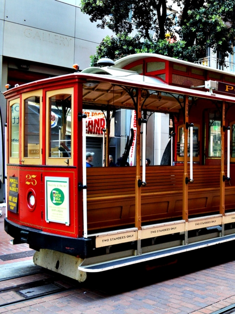 San Francisco cable car business study trip