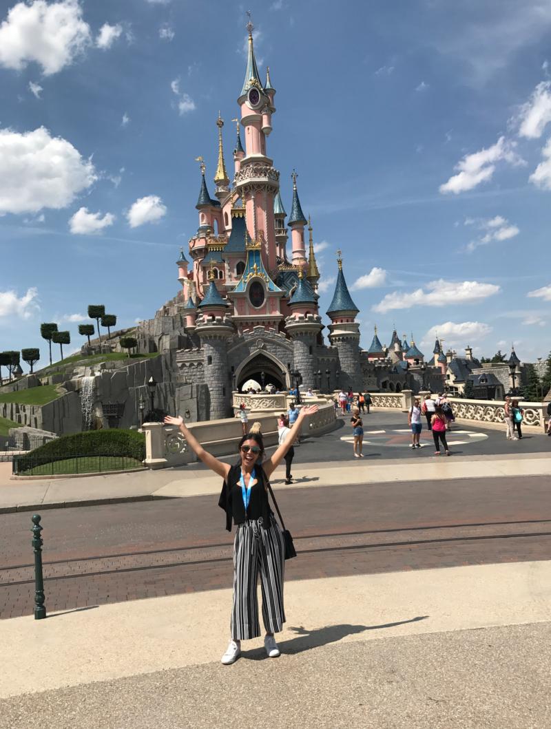school study trip to Paris