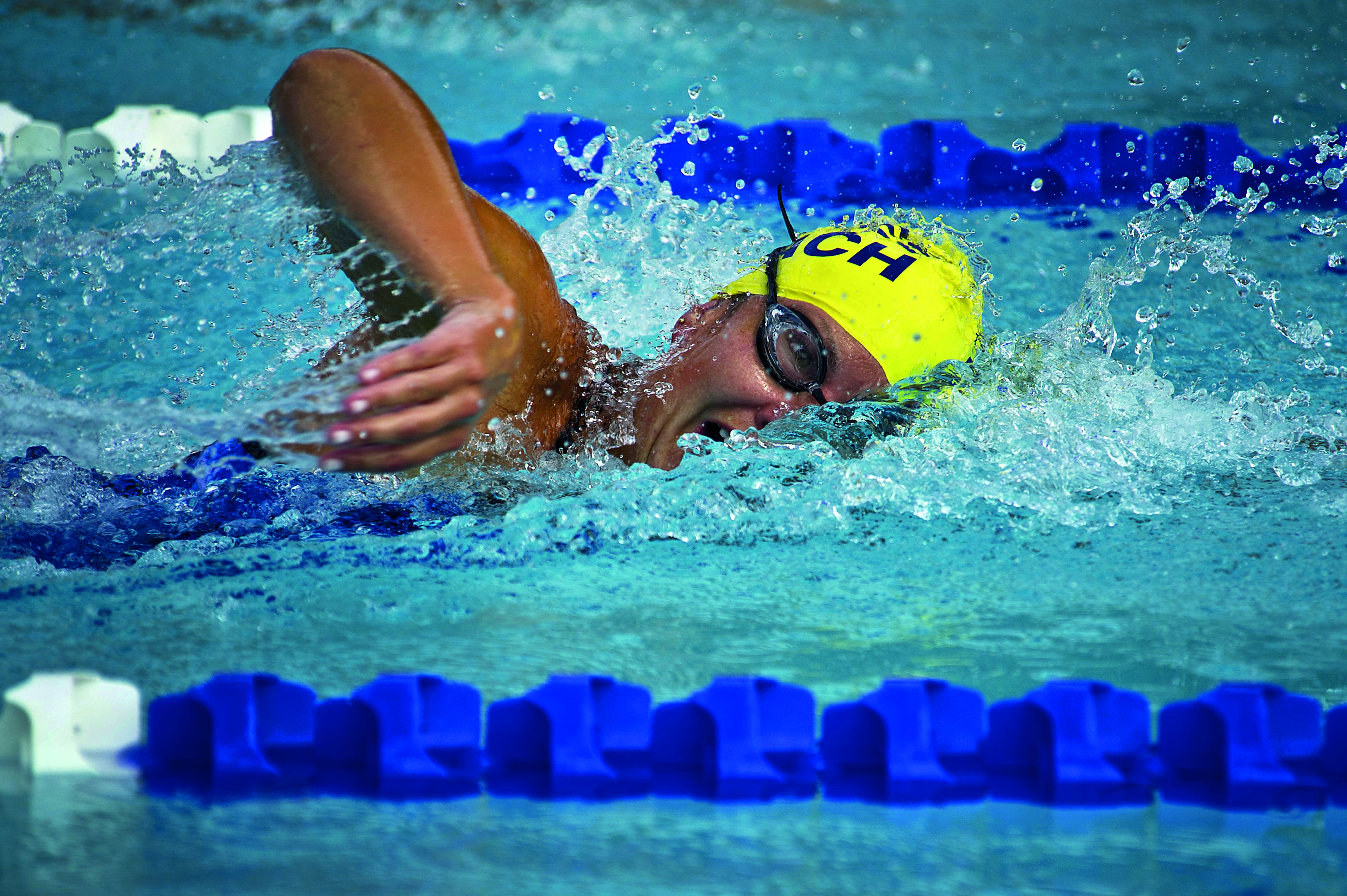 school swimming trips and camps