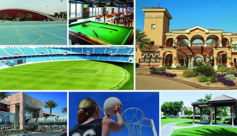 Netball tour to Dubai