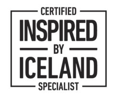 MSG Tours Ltd are a Certified Inspired by Iceland Specialist