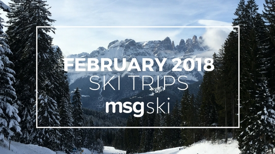 February Ski Trips
