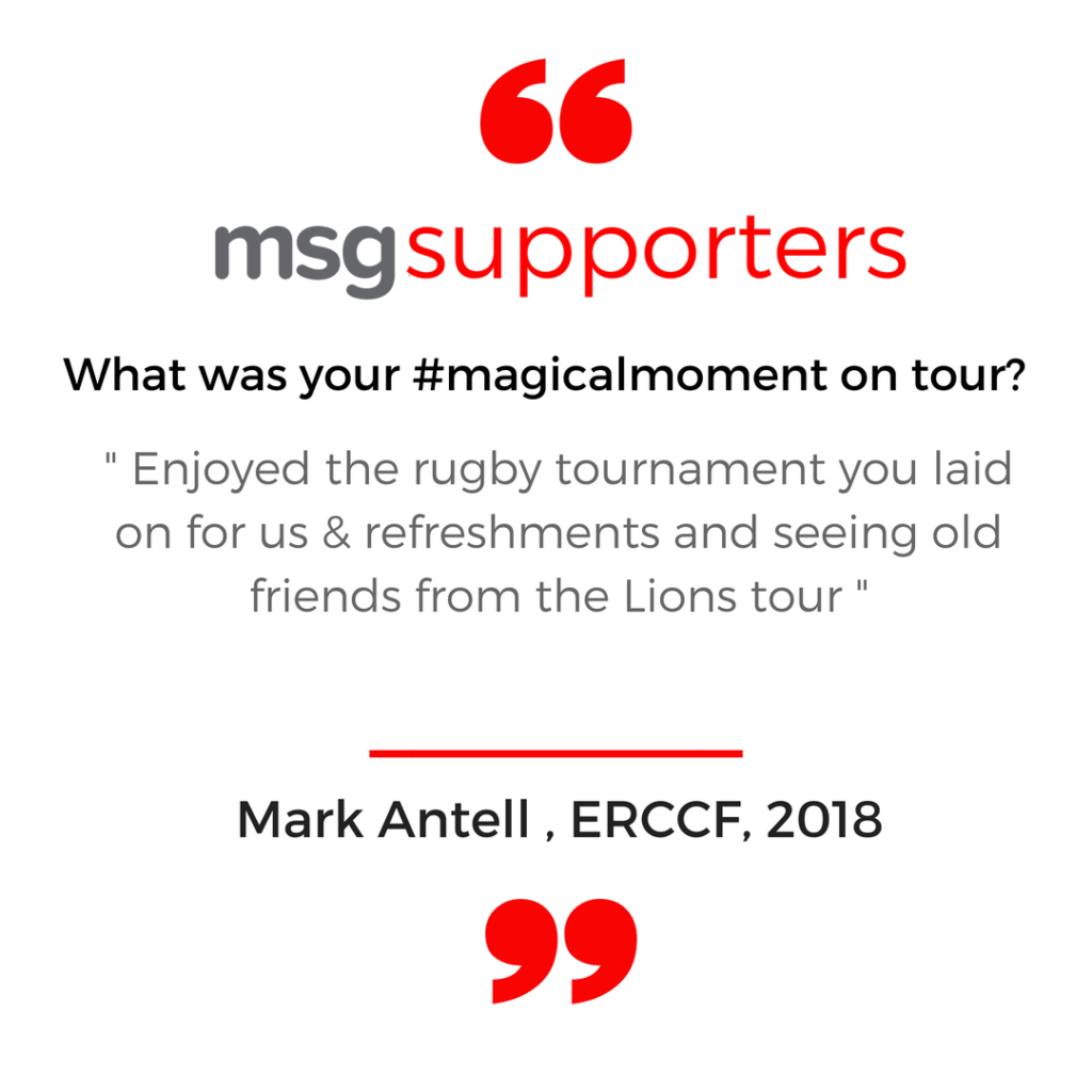 ERCCF testimonial