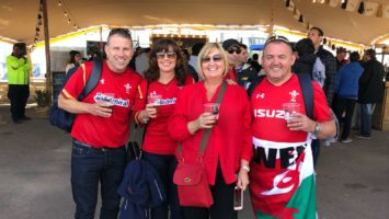 Wales Supporters tour to Argentina