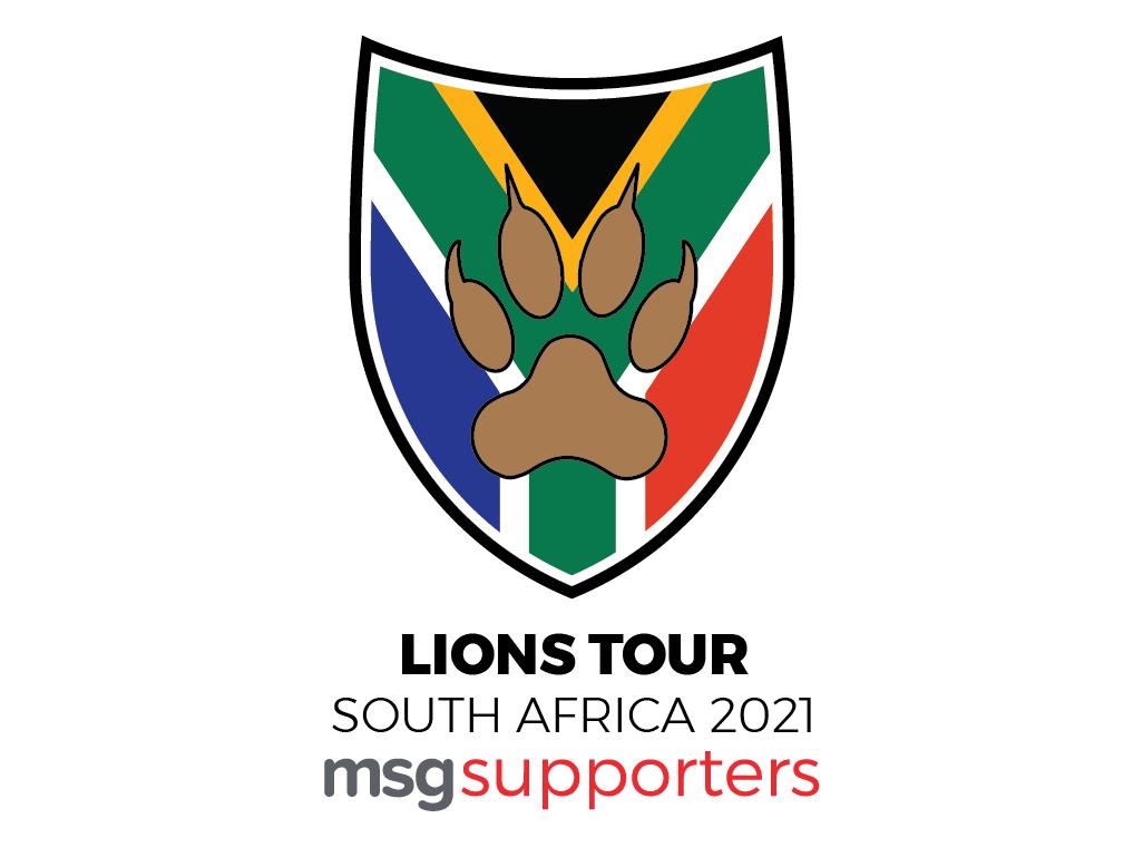 Lions Tour 2021