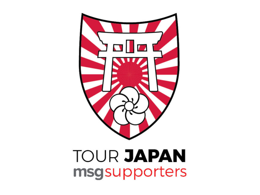 Tour Japan MSG Supporters