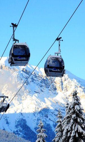 School Ski Trip to Italy