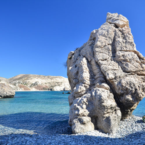 Food technology trip to Cyprus- Aphrodites Rock