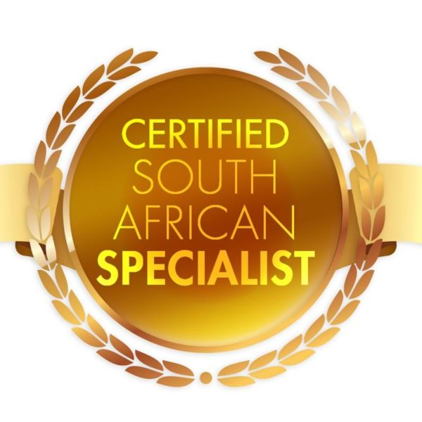 MSG Tours Certified South African Specialist logo