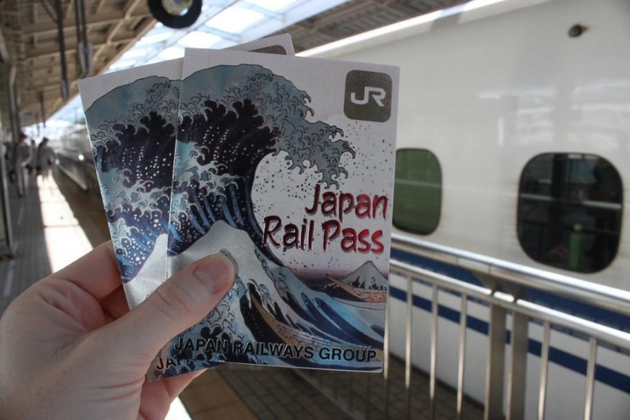 Japan JR Rail Pass