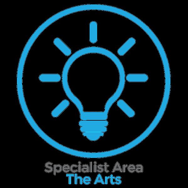 Speacialist Area The Arts