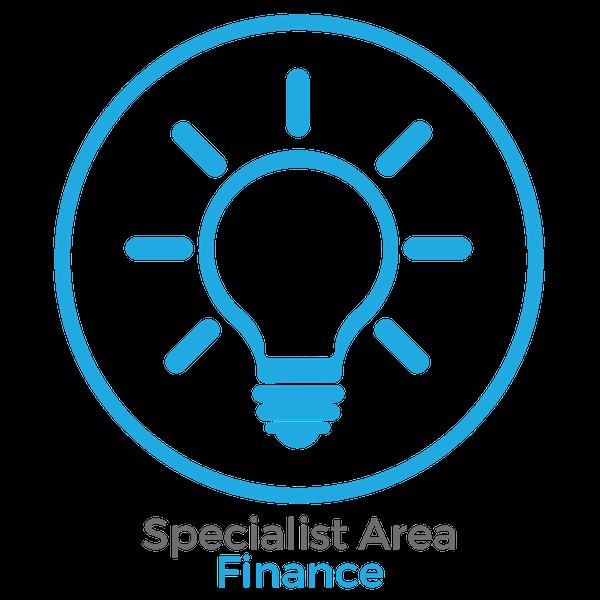 Specialist Area Finance