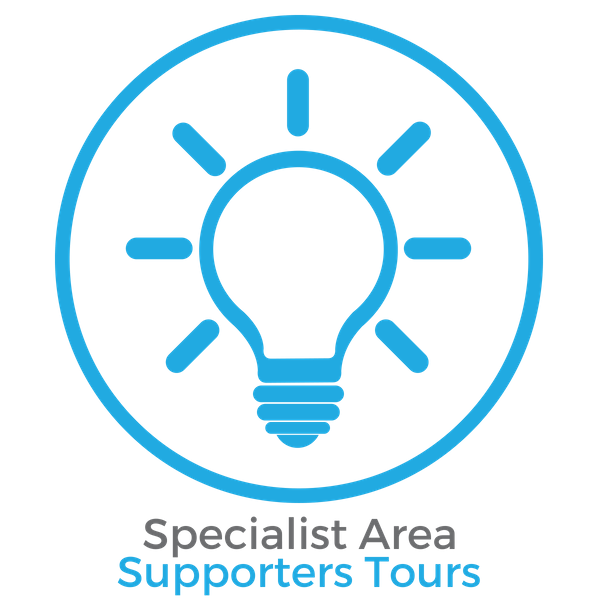 Specialist Area Supporters Tours