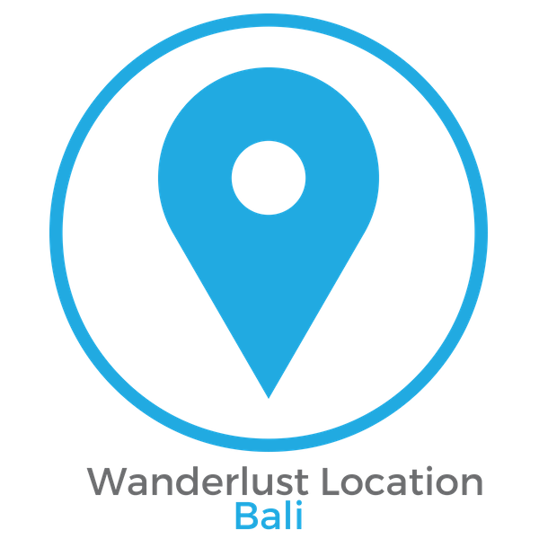 Wanderlust Location Bali