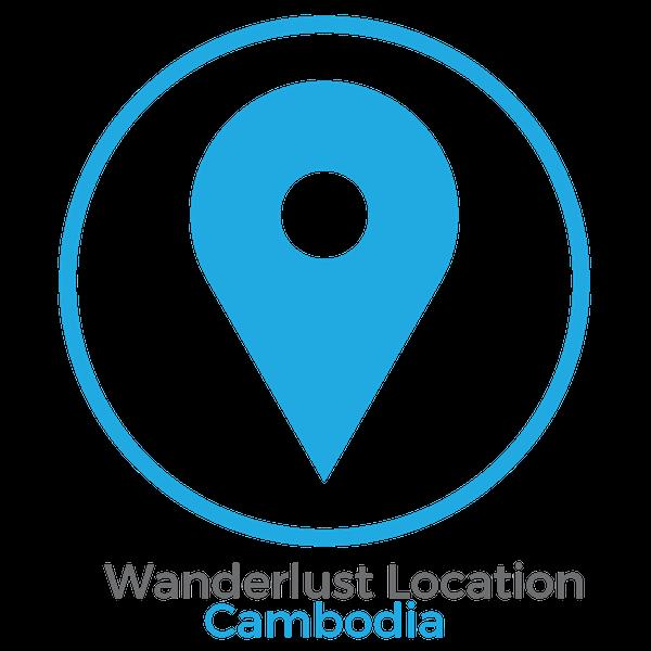 Wanderlust Location Cambodia
