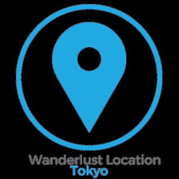 Wanderlust Location Tokyo