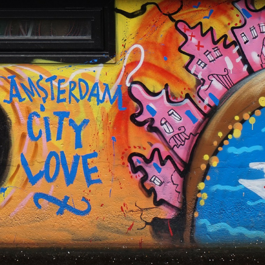Art and Design Study Trips to Amsterdam