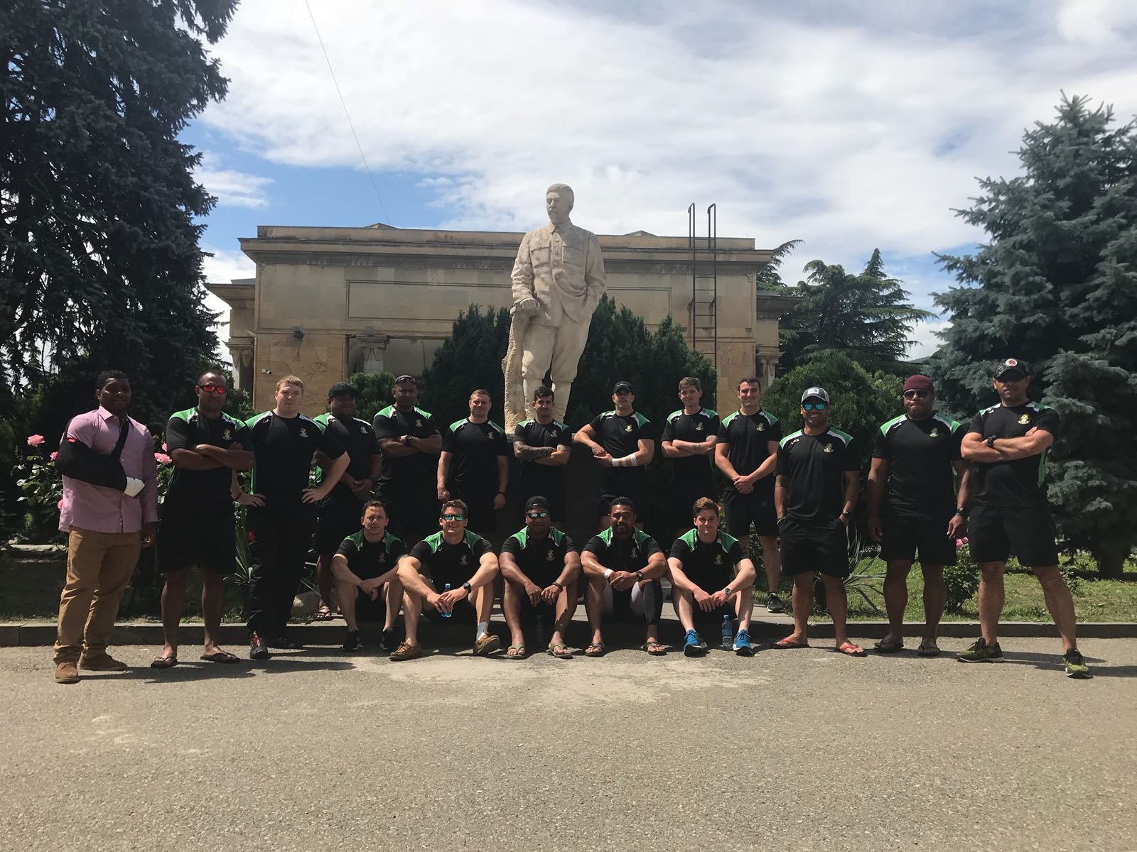 Military Rugby Tour to Georgia