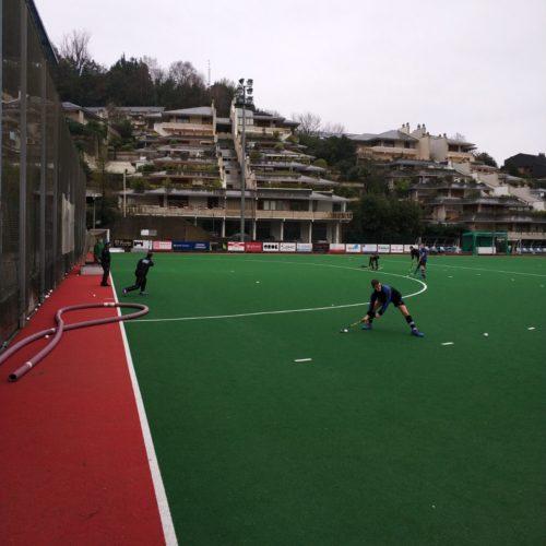Hockey tour to Spain