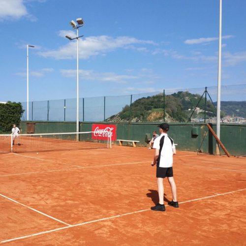 Tennis tour to Spain