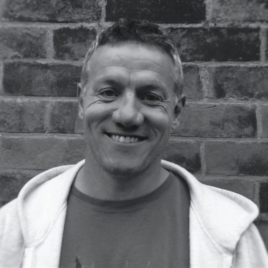 Tim Stimpson The Full Back