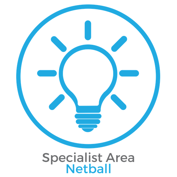 Staff Specialist Areas Netball