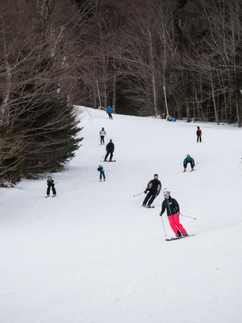 Waterville Valley, USA ski resort