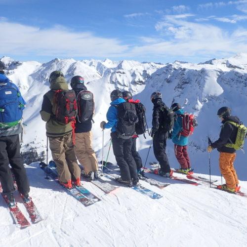 Ski Trip to Georgia