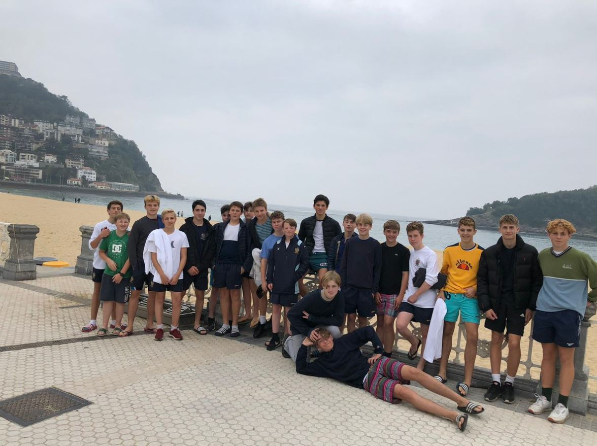 Hockey Tour to France and Spain