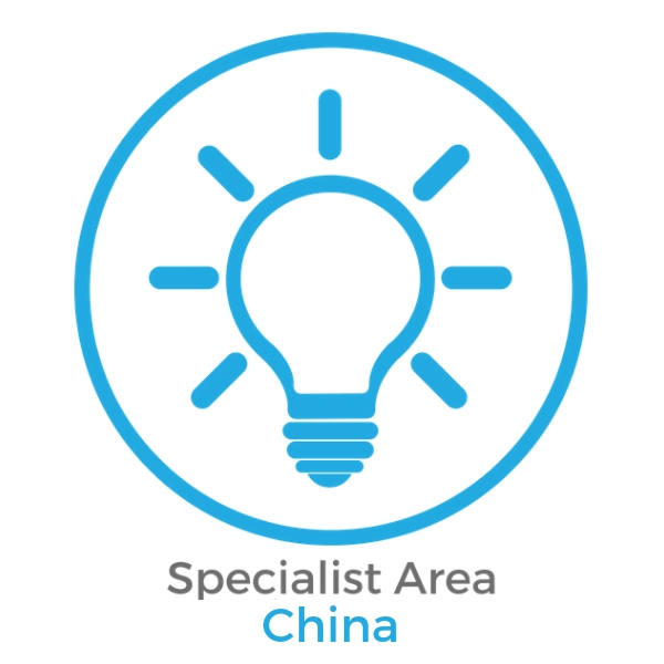 Specialist Area China