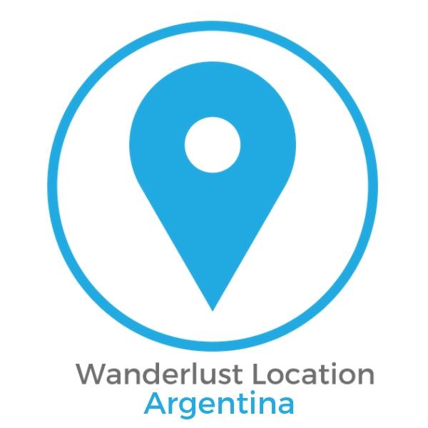 Wanderlust Location Argentina