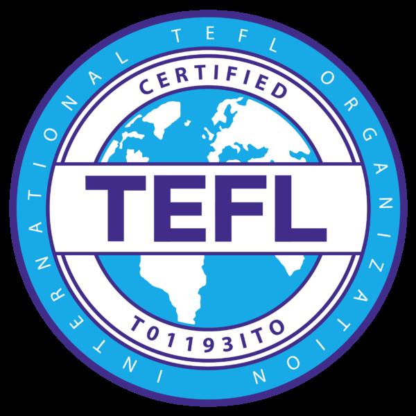 Certified TEFL