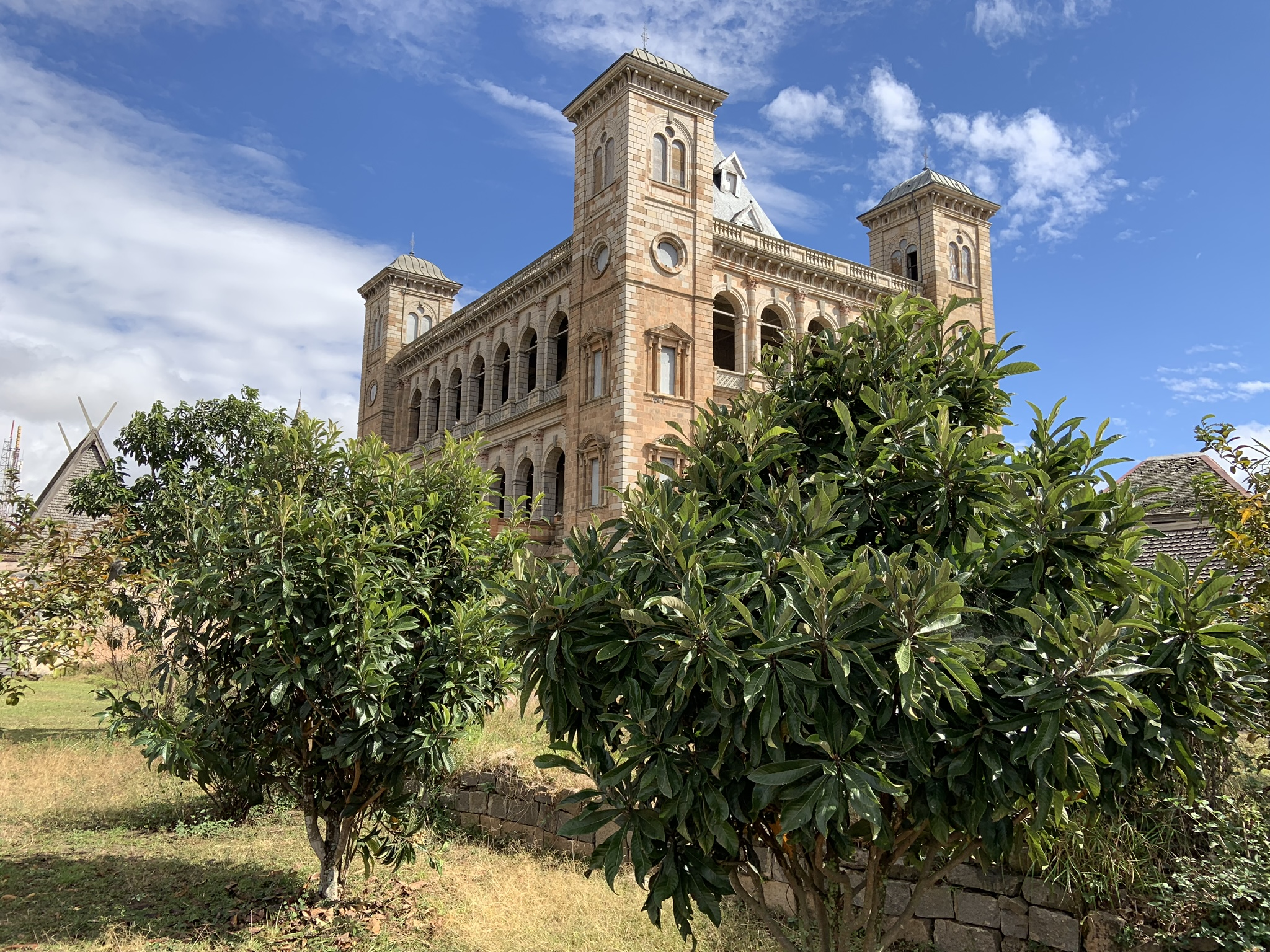 Queen's Palace - Antananarivo - MSG Tours