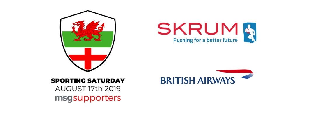 Skrum and Sporting Saturday