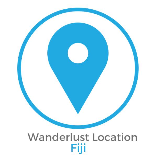 Wanderlust Location Fiji