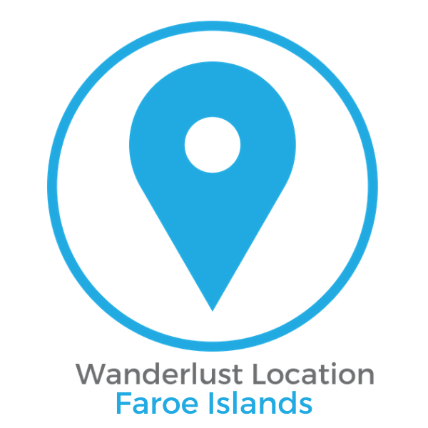 Wanderlust Location Faroe Islands