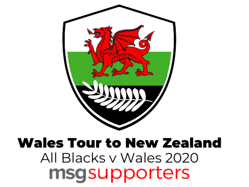 Wales tour to New Zealand