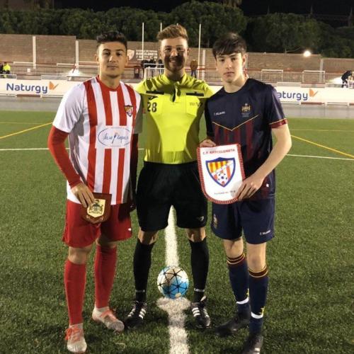 merchant taylor's football tour to Barcelona