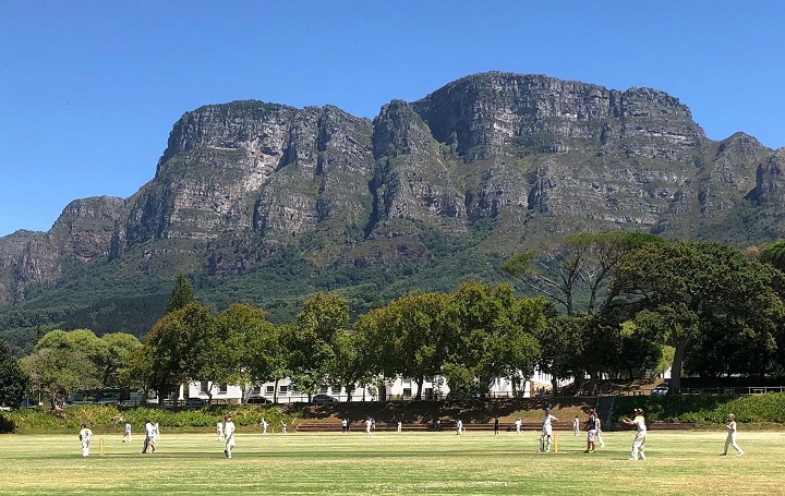 Dragon School cricket tour to south africa