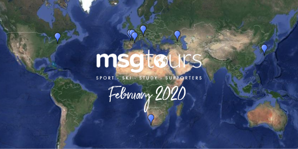 February 2020 Half term trips