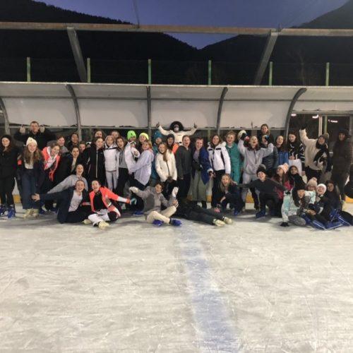 Putney ice skating