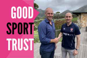 Good Sport Trust | Lions 2021